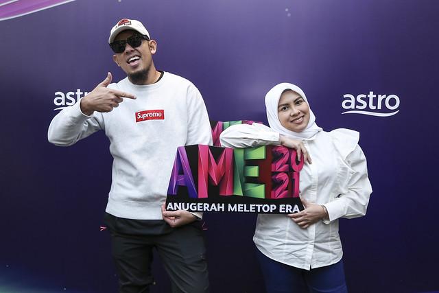 Sidang Media Anugerah Meletop Era 2021