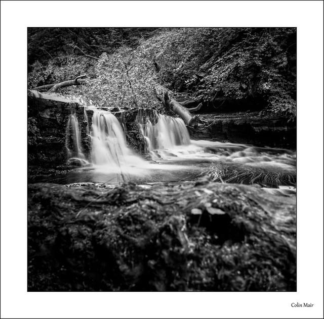 Lynn Upper Falls - 2021-08-15th, Dalry, 4 sec @f8, ND4 filter