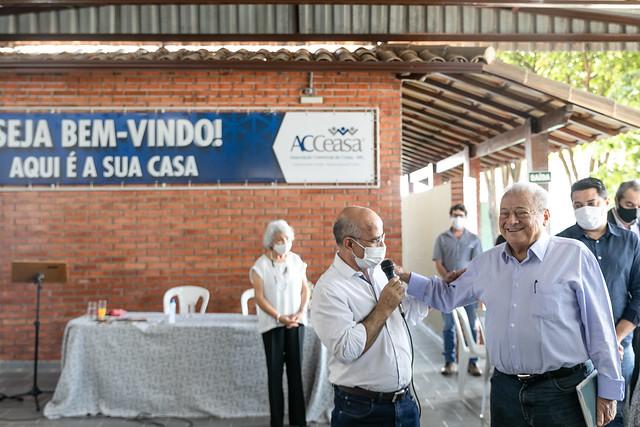 128° Edição Café com Oração – ACCeasa - 05/10/2021