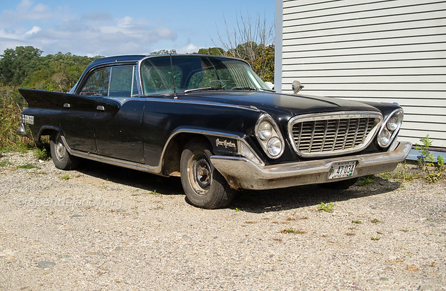 1961 Chrysler New Yorker / Deer Isle, Maine