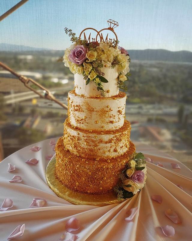 Cake by Modern Mayhem Sweets
