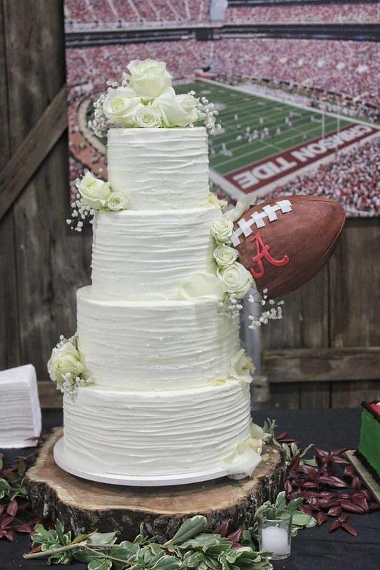 Cake by Sweet Alyse Bakery