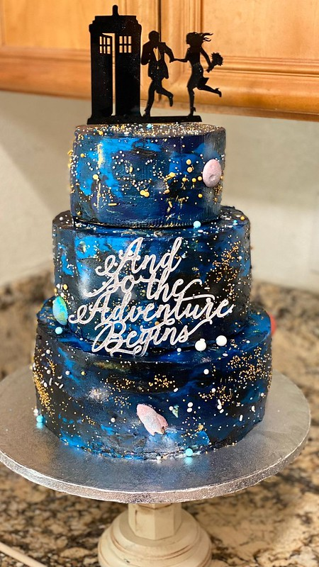 Cake from Sweet and Delectable Treats by Elisha