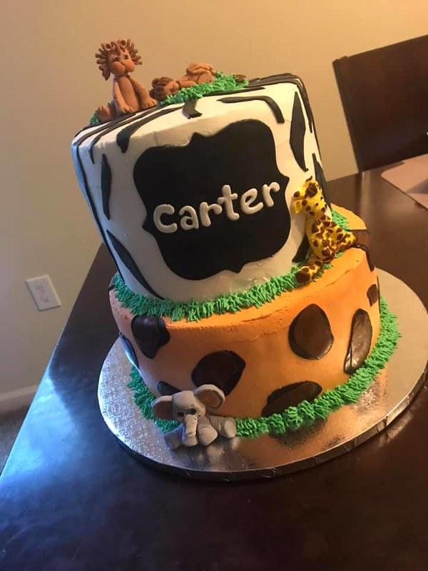 Cake from Sweet Treats by Shea