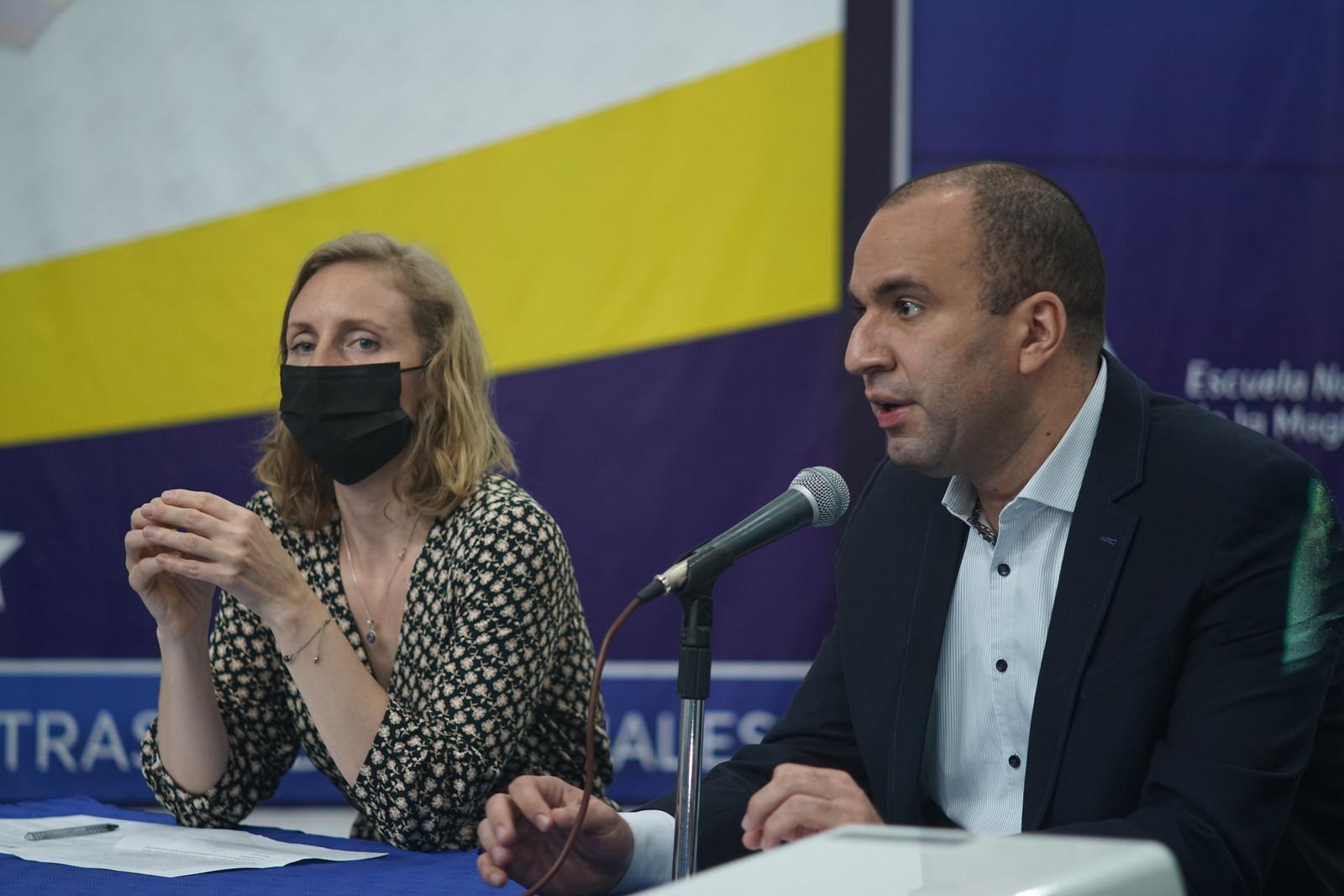 Inicia plan de actualización en Derechos Humanos derivado de la cooperación entre el Gobierno Bolivariano y la Oacnudh