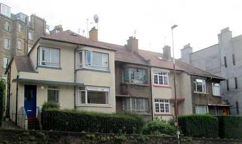 Edinburgh Art Deco Style Houses