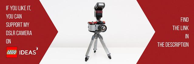 DSLR Camera - LEGO Ideas