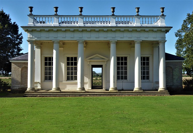 Bowling Green House, Wrest Park, Bedfordshire