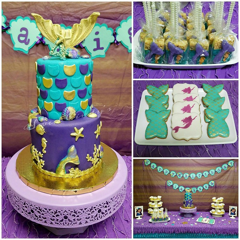 Cake by Sweet Cindy's