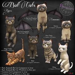 HEXtraordinary - Bat Cat - Arcade