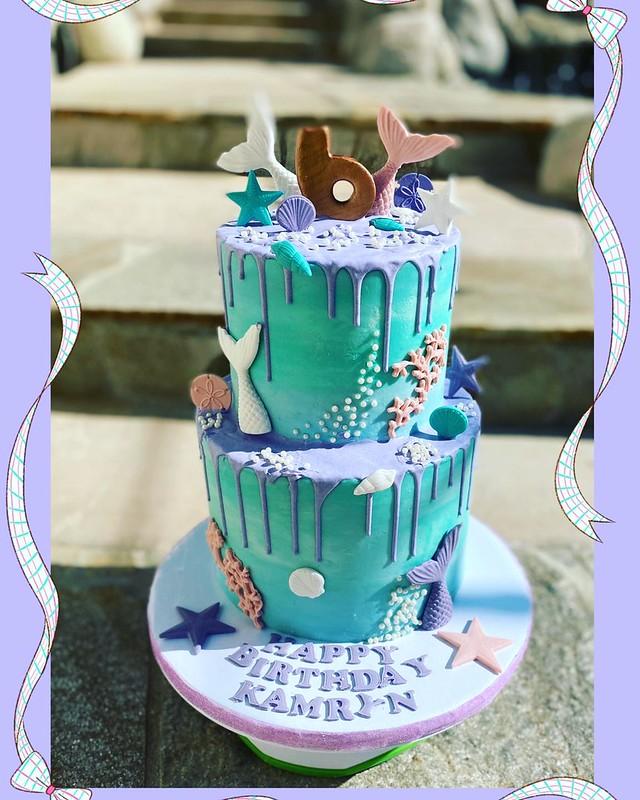 Cake by Mi Amor Baking Company, LLC