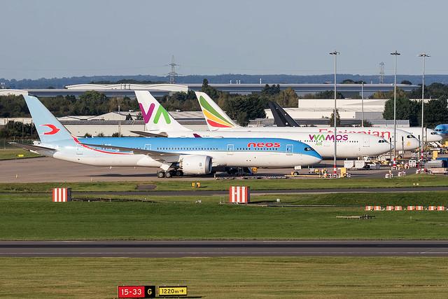 EI-XIN / Neos / Boeing 787-9 Dreamliner