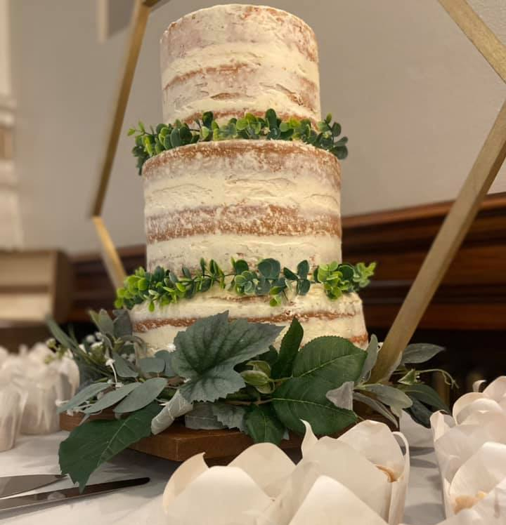 Cake by The Succulent Bakery