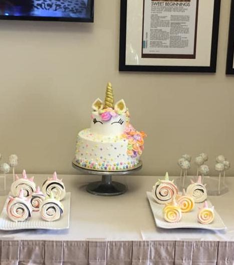Cake by Liam's Sweet Treats