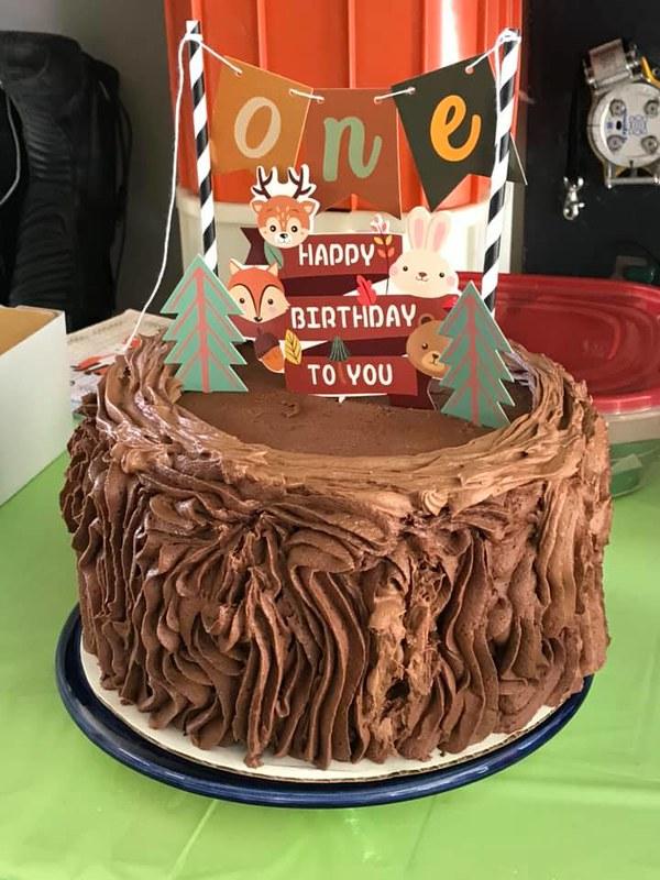 Cake by Boks of Treats
