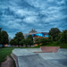 Skate BMW Clouds
