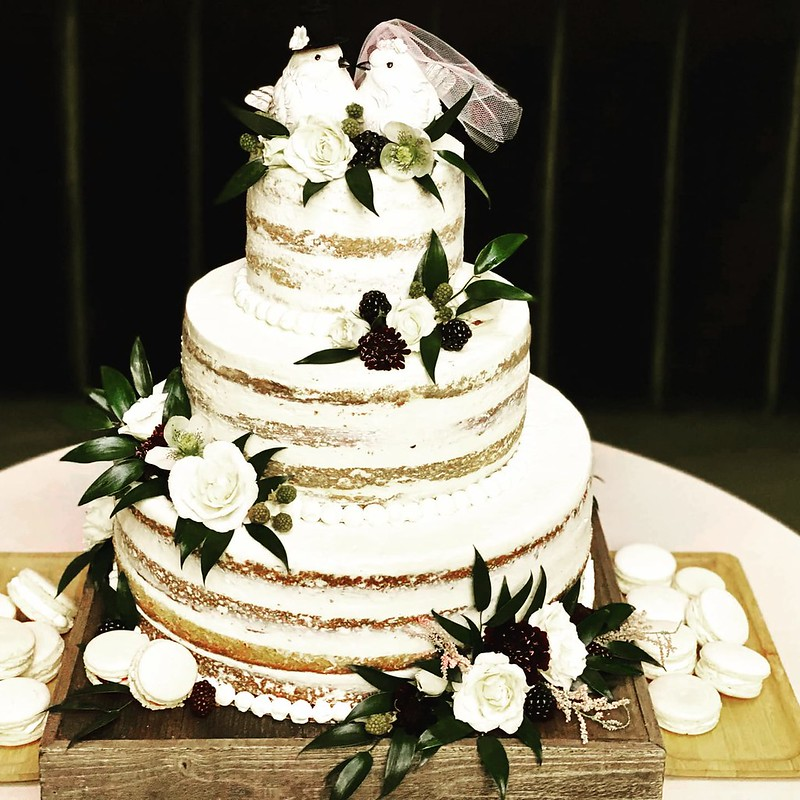Cake by Crystal's Cakes, LLC.