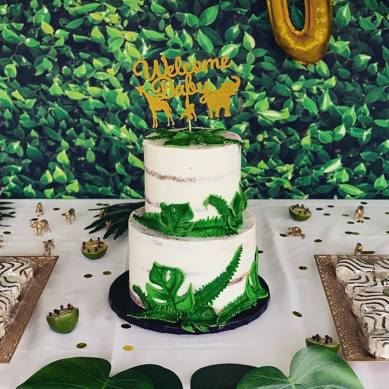 Cake by Double E Delights
