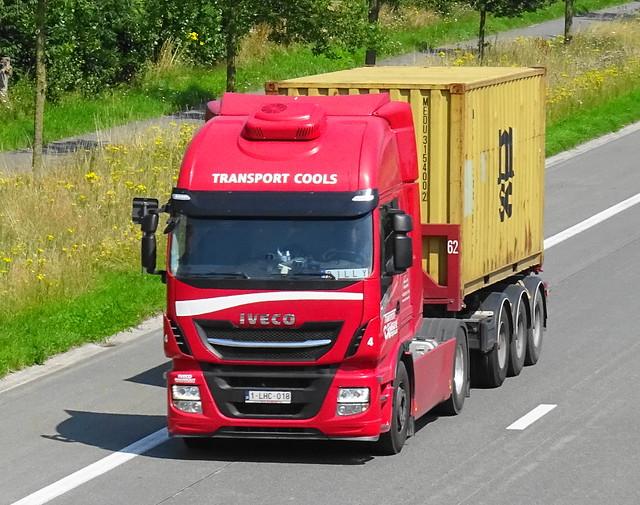 Iveco Stralis XP Hi-Way Cools, Brugge [B]
