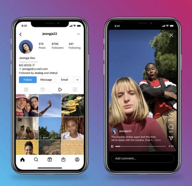 Tiada Lagi Igtv, Instagram Kini Benarkan Anda Muat Naik Video Berdurasi Sehingga 60 Minit