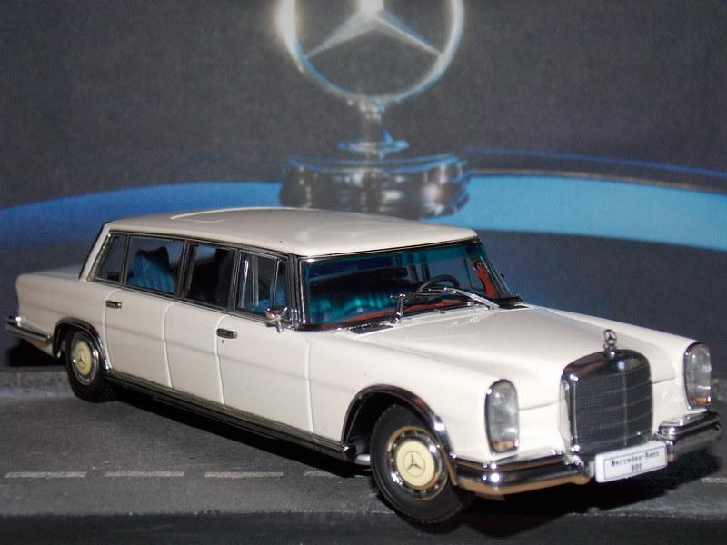 Mercedes Benz 600 Pullman – 1963