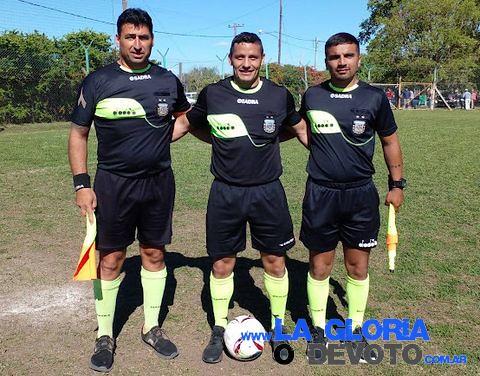 Jomo-Guerrico. Liga local 05/10/21