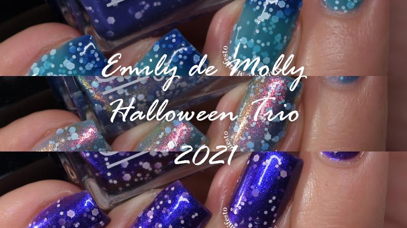 Emily De Molly Halloween Trio 2021