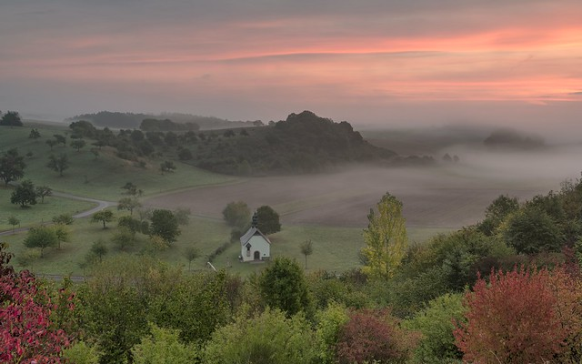 *October morning in the Valley*