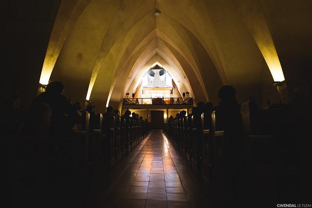 Kali Malone & Stephen O'Malley - Église St-Martin