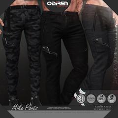 -ODIREN- Mike Pants