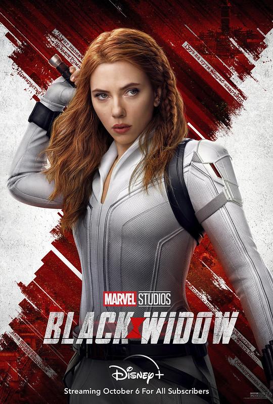 Filem Black Widow Kini Boleh Ditonton Di Disney+ Hotstar Bermula 6 Oktober