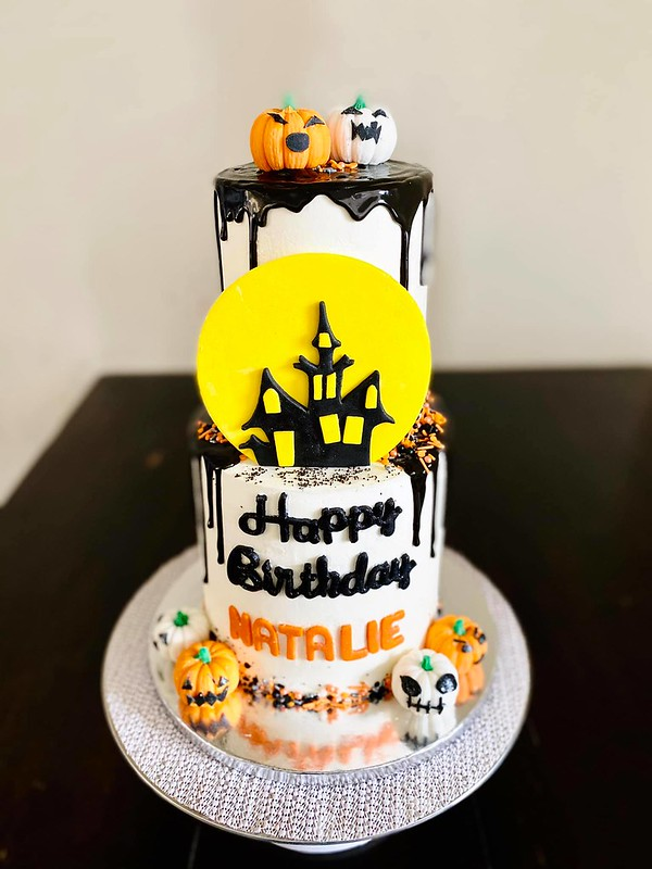 Cake by Just Be Sweet Cakes