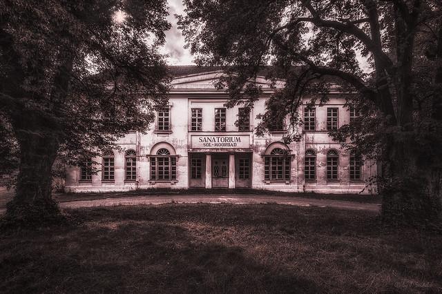 das vergessene Sanatorium