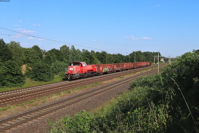 DB Cargo 261 027 - Ochtmissen
