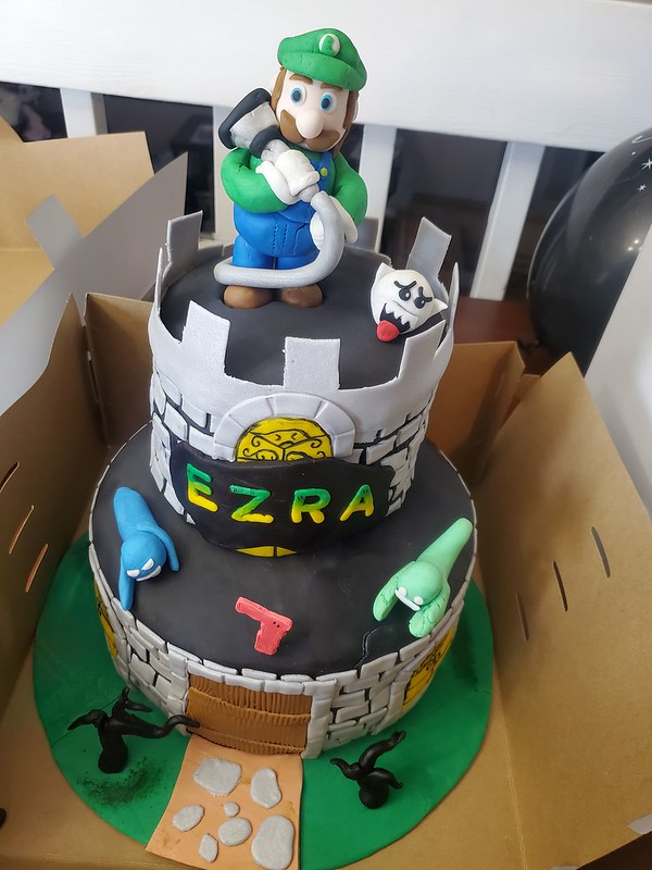 Cake by Bre's Custom Cakes and Treats