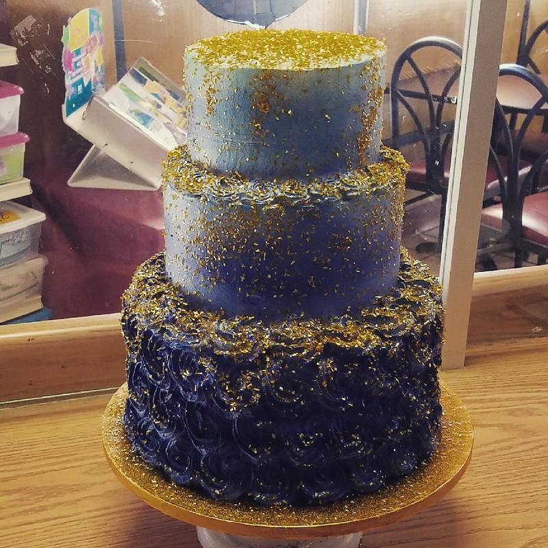 Cake by Soltero's Bakery
