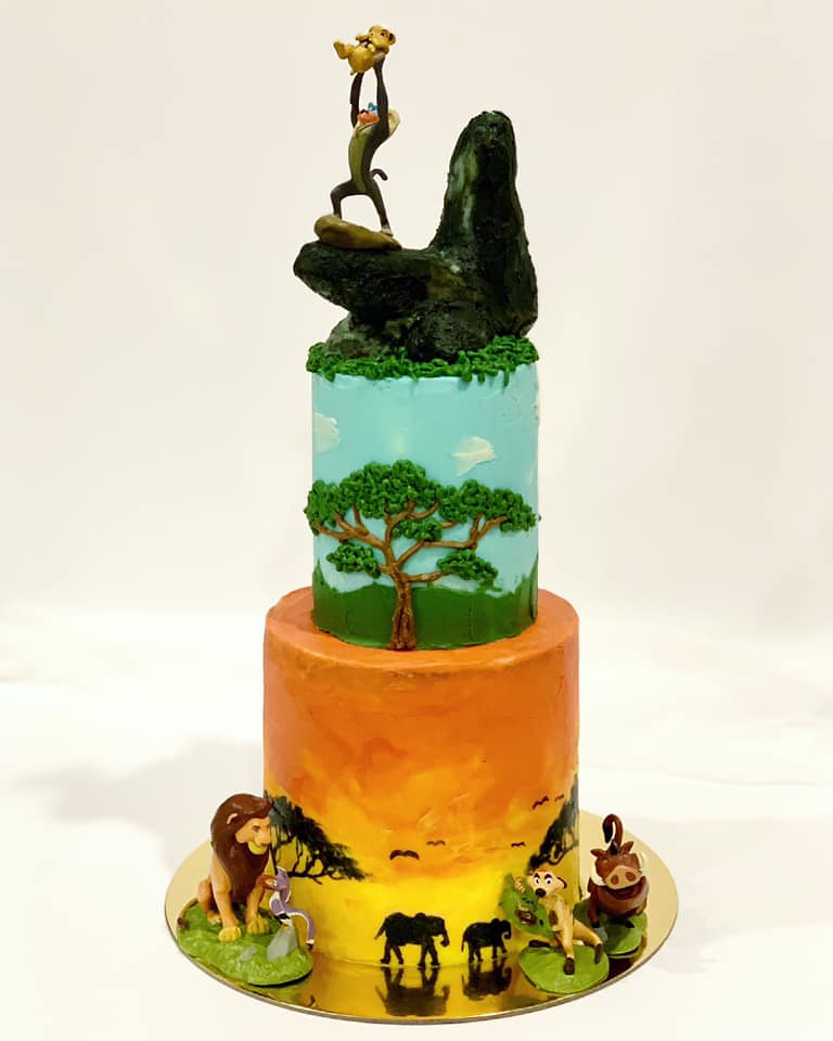 Cake by Carlie Cakes