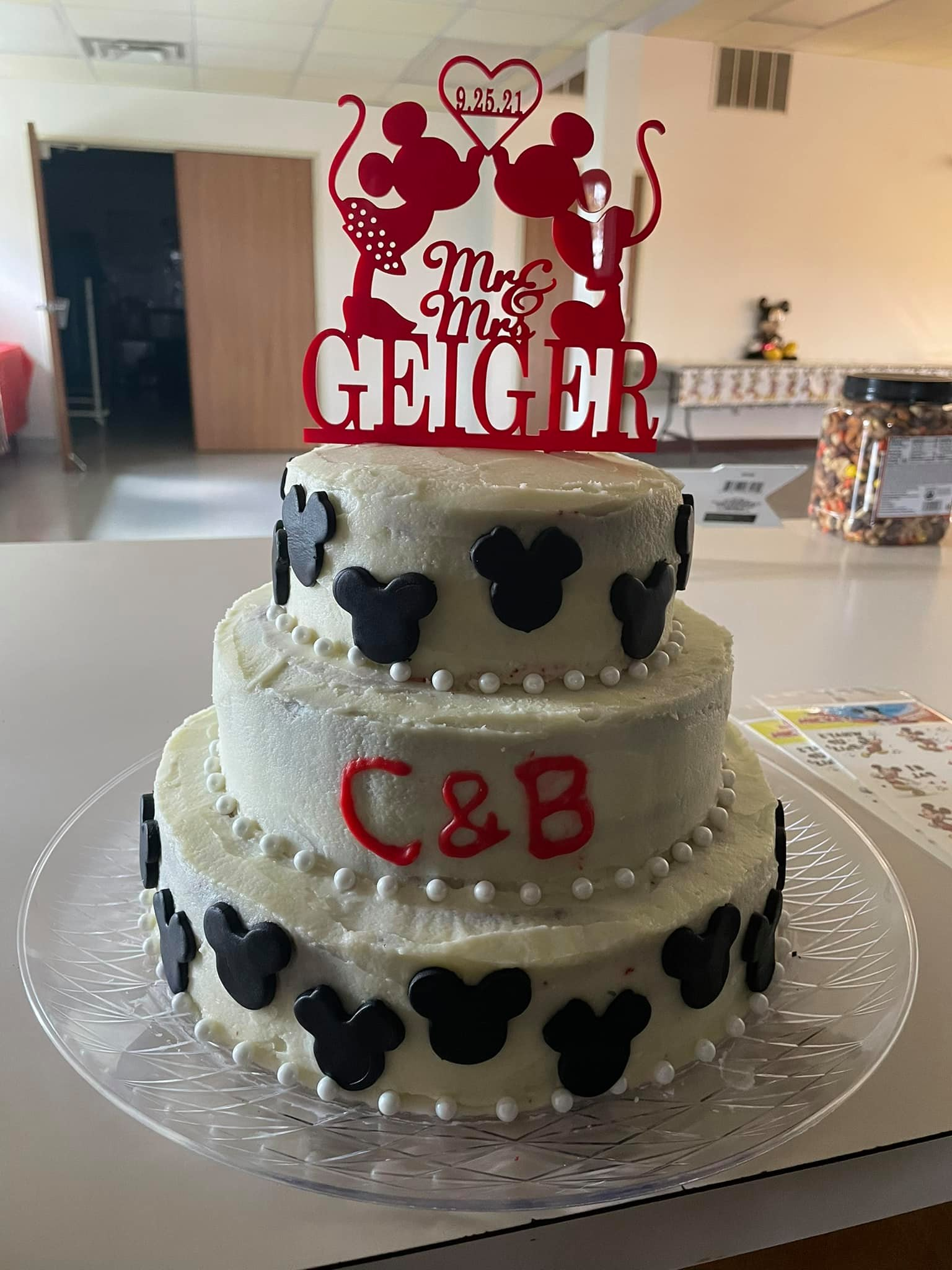 Cake by Goode Cakes