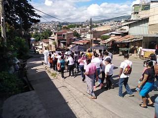 Parroquia María Auxiliadora-Honduras