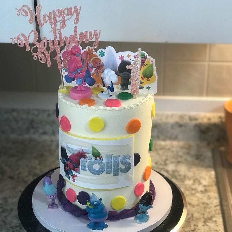 Cake from Sweet Creations By Felicia