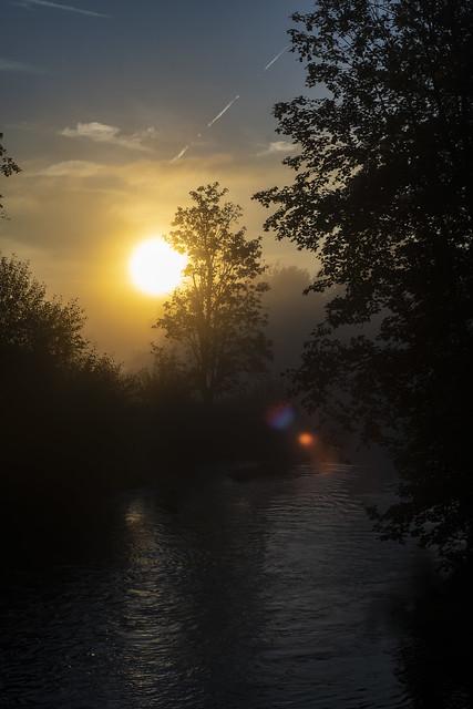 zonsopkomst / sunrise.
