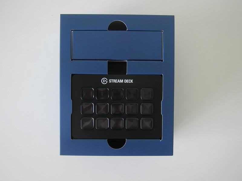 Elgato Stream Deck MK.2 -Box Open