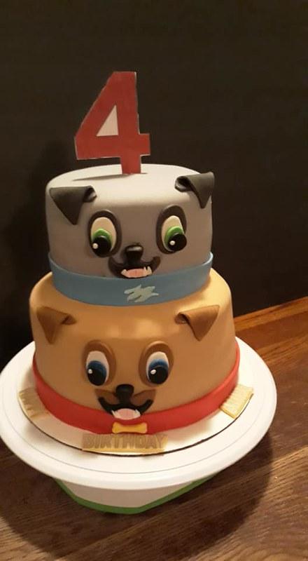 Cake by ZAM GIFTS