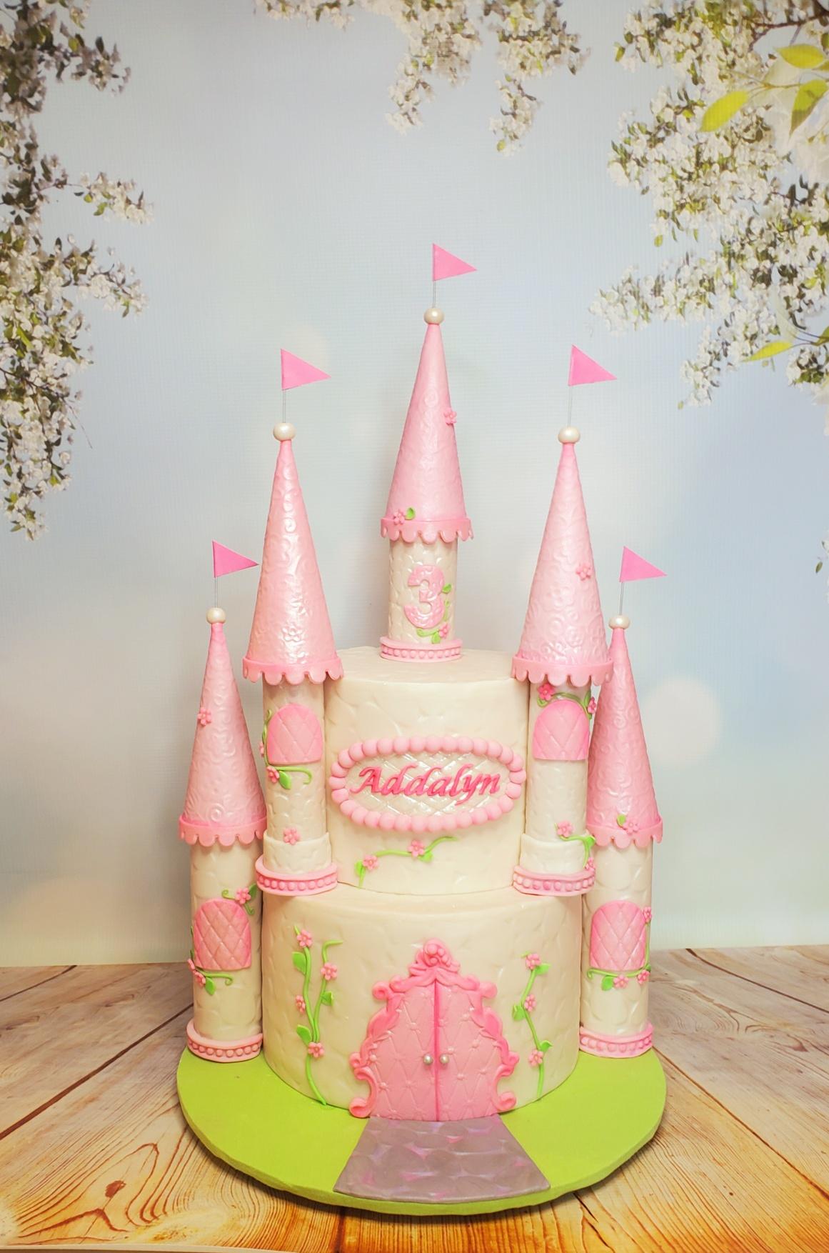 Cake by Natty Em's Cake Shop