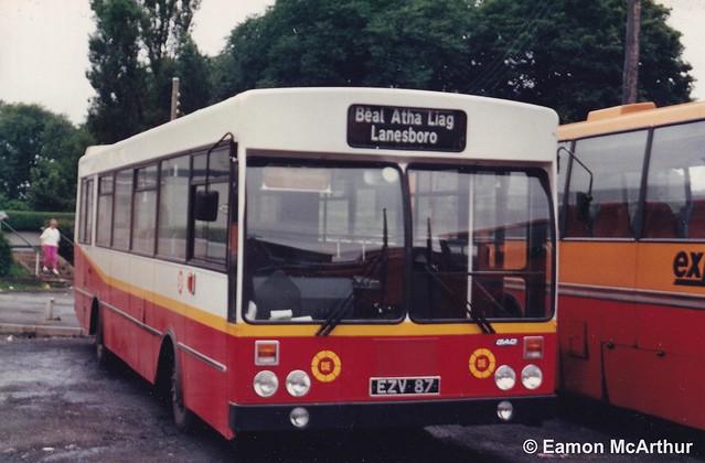 CIÉ KR 87 (EZV 87).