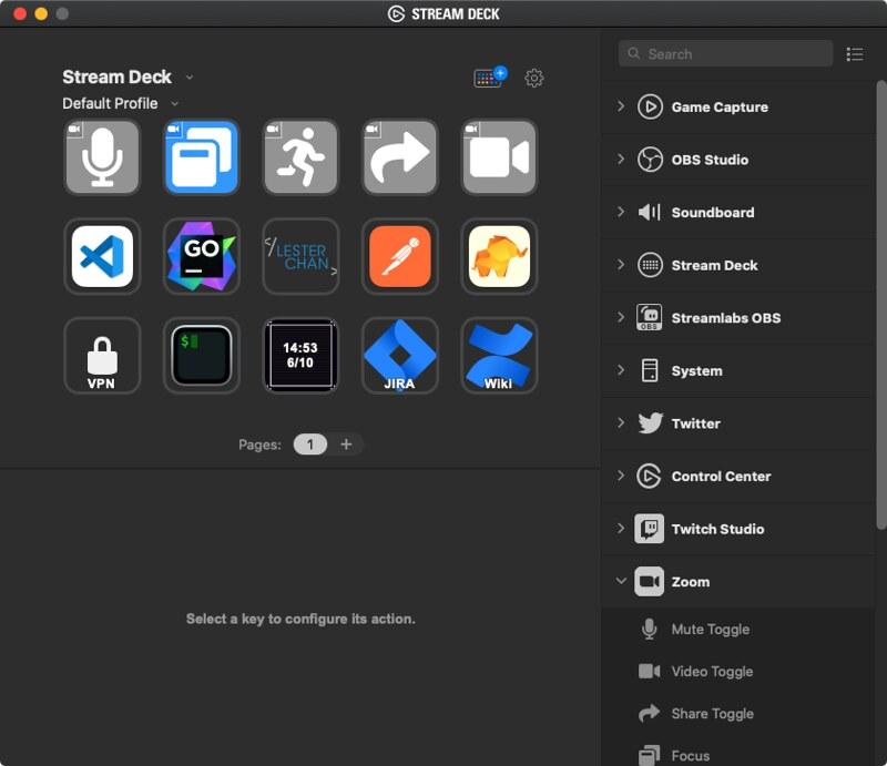 Stream Deck macOS App