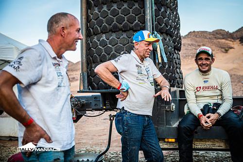 Rallye du Maroc 2021 shakedown October 6th