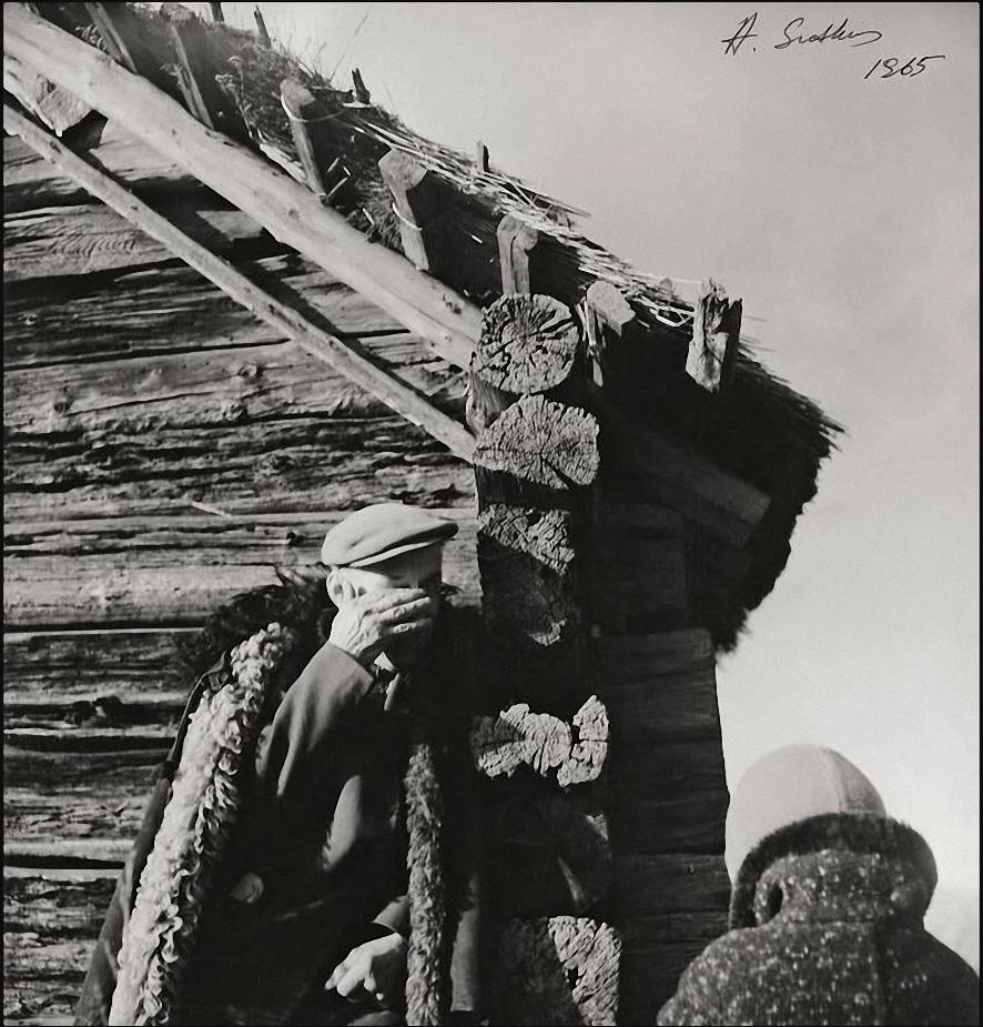 1965. Деревенский мотив