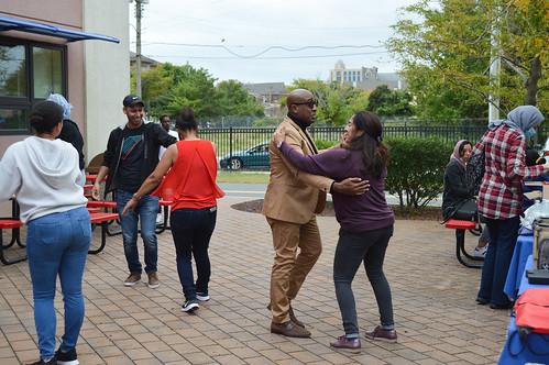Hispanic Heritage Month celebration at Worthington Atlantic City campus