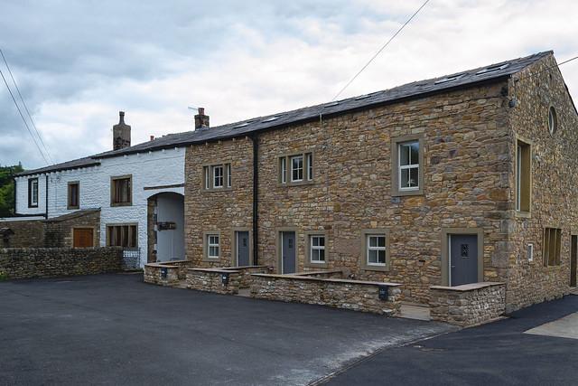 Rural house - Roughlee , Lancashire -Aug. 2021